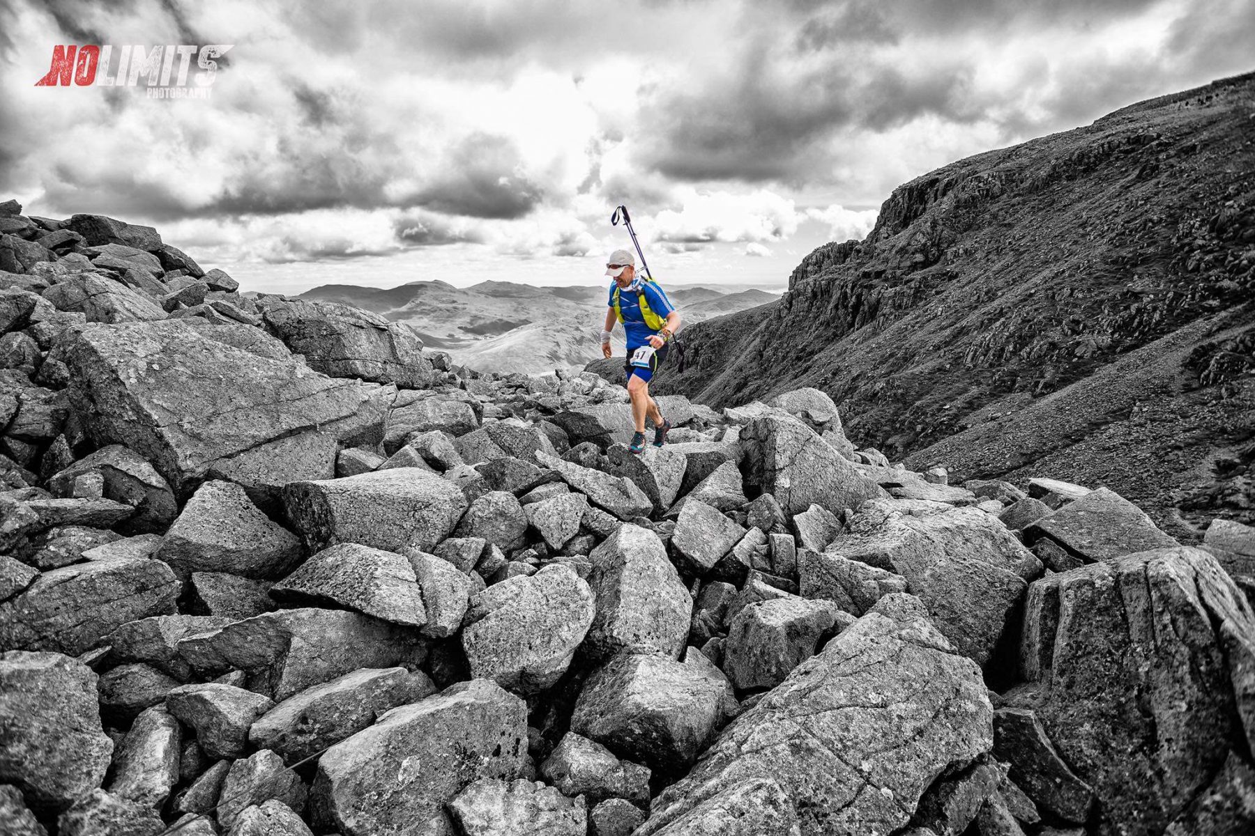Scafell Sky Race No Limits 1