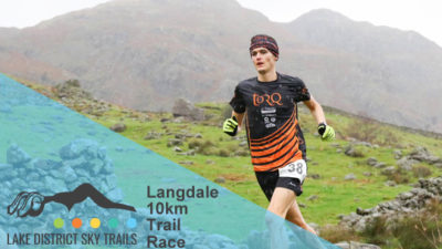 Langdale 10Km Trail Race Front Page