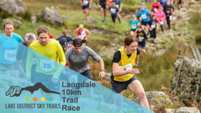 Langdale 10Km Trail Race Front Page 2020 Version