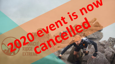 Pre 2020 Event Cancelled