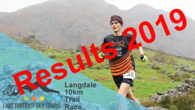 Langdale 10km Trail Race 2019