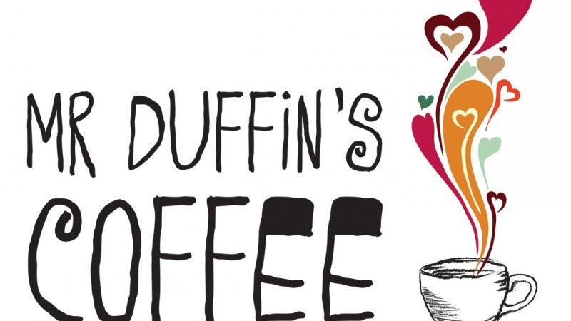 Mr Duffins Coffee Logo