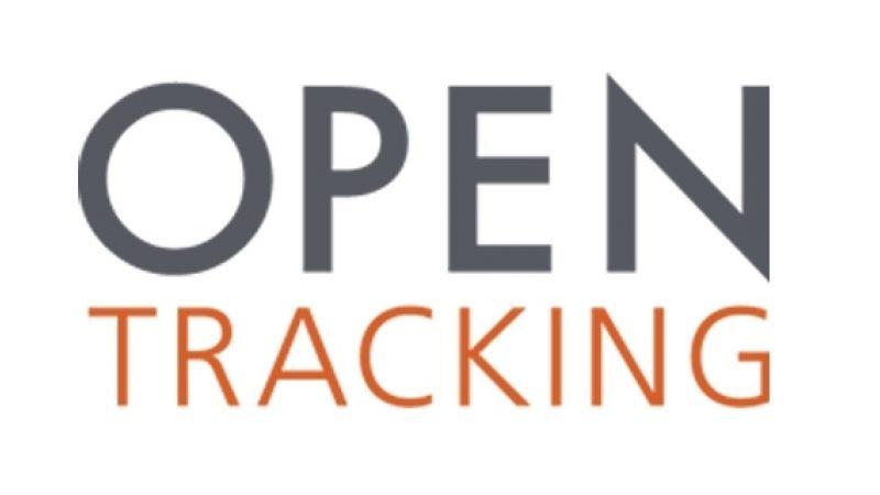 Open Tracking Logo Assett