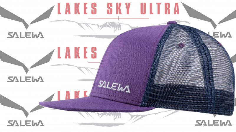 Salewa Hat