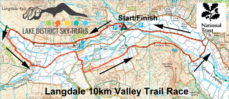 Langdale Valley Trail Race