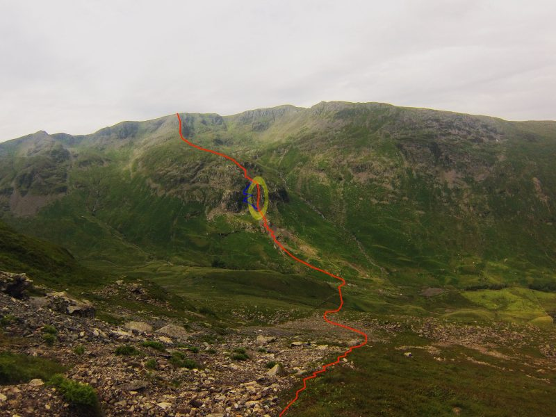 Nethermost Eagle Crag Descent