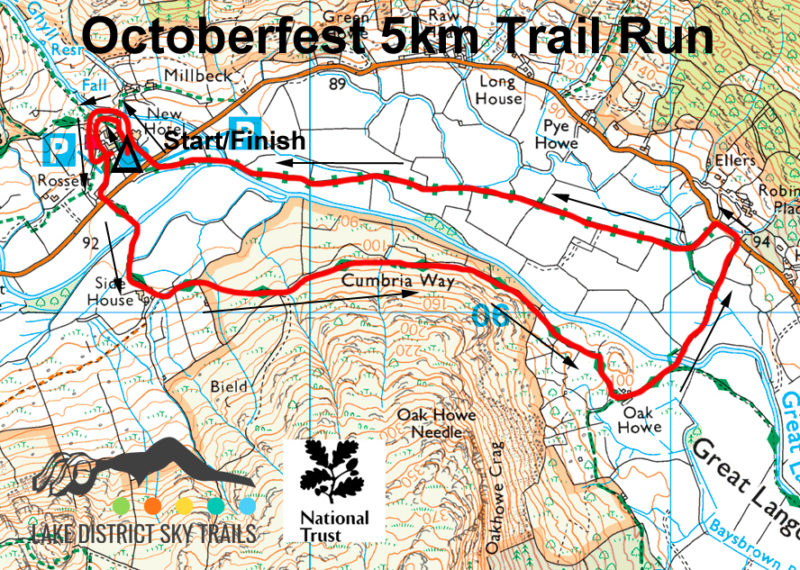 Octoberfest 5Km Trail Run
