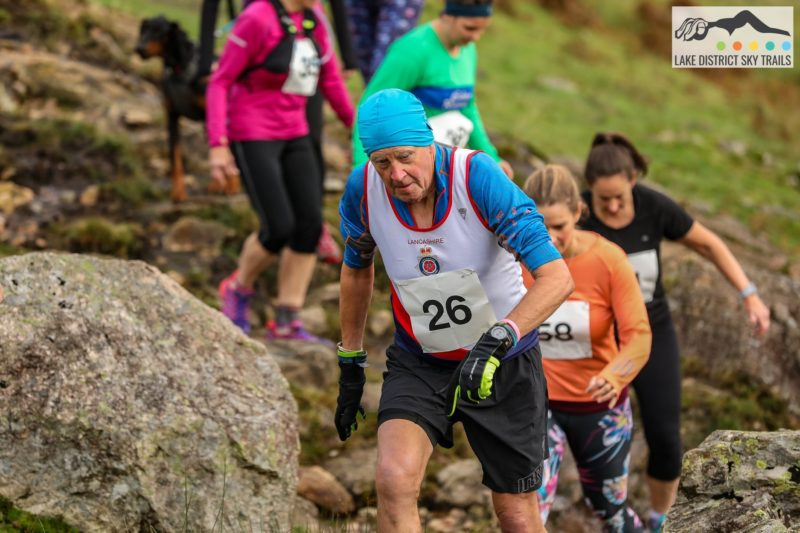 Old And Young 10Km Trail Race