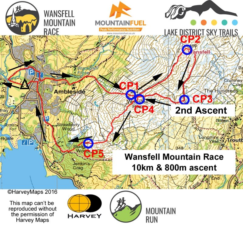 Wansfell Trail Race 2018 V1