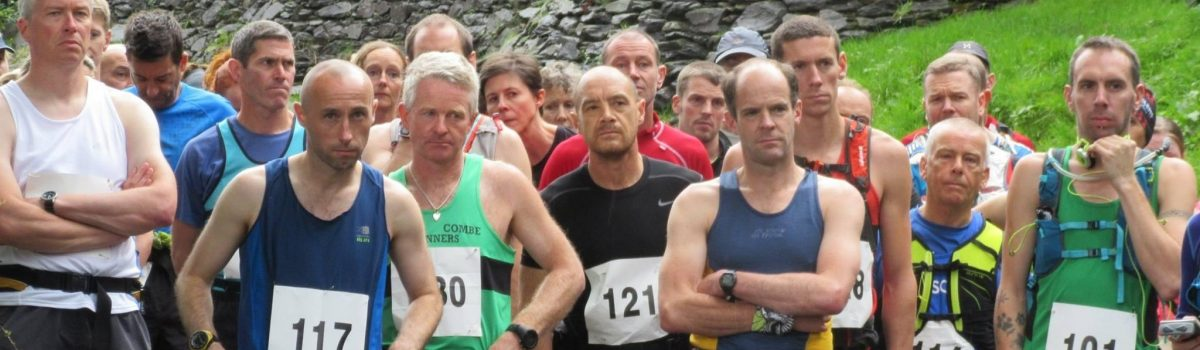 Wansfell Trail Race Start Cropped
